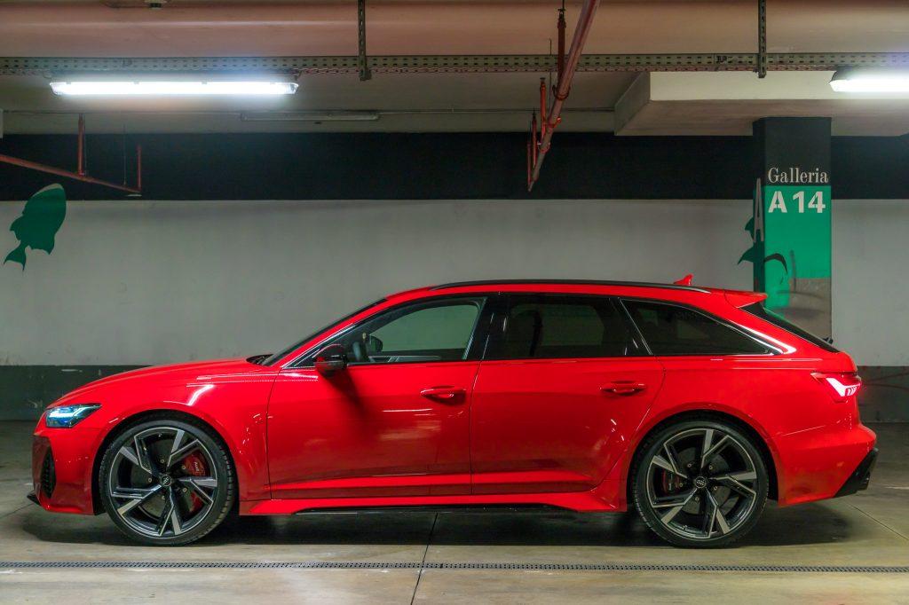 Audi RS6 C8 Avant